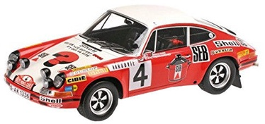 Minichamps Porsche 911 S 2nd Place Rally Monte Carlo 1972