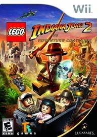 LEGO Indiana Jones 2: The Adventure Continues Wii
