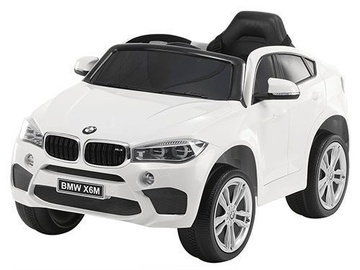 Ocie Electric Ride-On BMW X6M 8010253-2R White