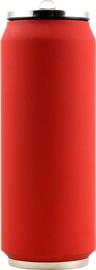 Yoko Design Isotherm Tin Can 0.5 + Tea Pot 0.35l Red