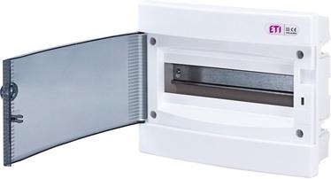 Modulinis skydas ETI ECM12PT, 12 modulių, potinkinis, IP40