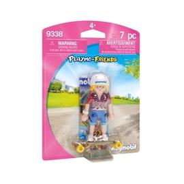 Playmobil Friends Skateboarder 9338