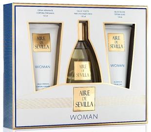 Набор для женщин Instituto Español Aire De Sevilla Woman 3pcs Set 450 ml EDT