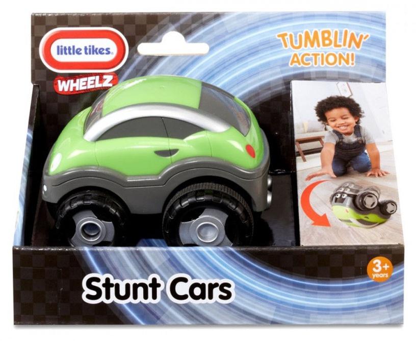 Little Tikes Stunt Cars Bug Green Grey