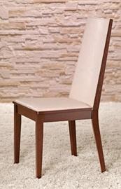 Kėdė Halmar Vincente, smėlio ir rudos spalvų