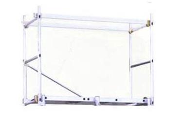 Pastolinės kopėčios Tubesca Speedy Pack 2, 1.8 m