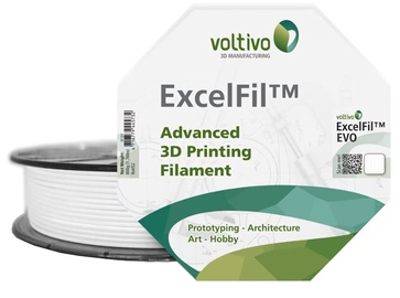 Voltivo Evo Filament Cartridge 2.85mm White