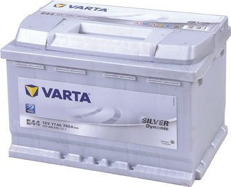 Akumulators Varta SD E44, 12 V, 77 Ah, 780 A