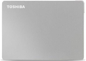 Жесткий диск Toshiba Canvio Flex, HDD, 1 TB, серебристый