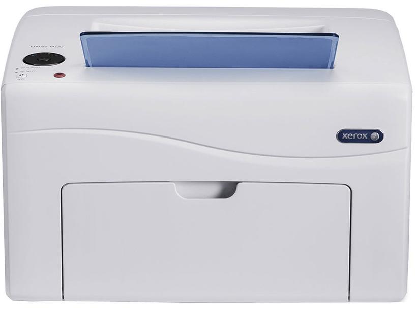 Lazerinis spausdintuvas Xerox Phaser 6020VBI, spalvotas
