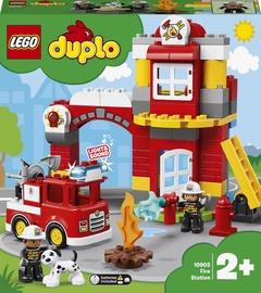 Конструктор LEGO Duplo Пожарное депо 10903, 76 шт.