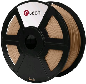 C-Tech PLA Filament 1.75mm Light Brown