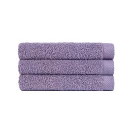Vonios rankšluostis Lasa, violetinis, 70 x 140 cm