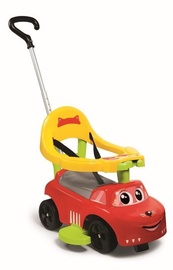 Smoby Ride On Car 3in1 Red/Yellow
