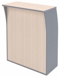 Priimamojo stalas Skyland Imago PC-1 Maple/Metallic