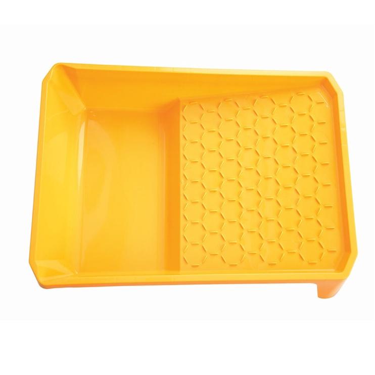 """Värvivann kollane 1"""" Hardy 30x16cm"""