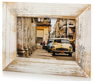 Bad Disain Photo Frame 21x30cm 138996 White