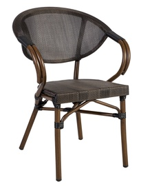 Home4you Bambus Chair Beige