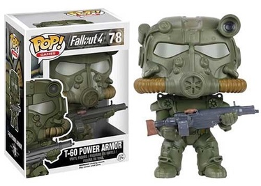 Funko Pop! Games Fallout 4 T-60 Power Armor Exclusive 78