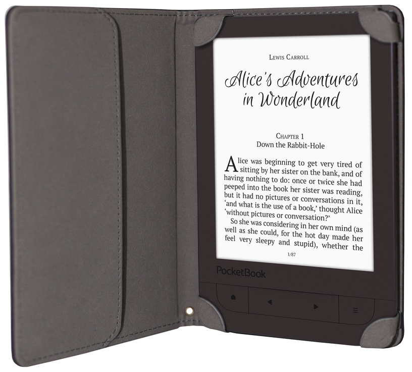 "PocketBook Touch Comfort 6"" Cover Black"