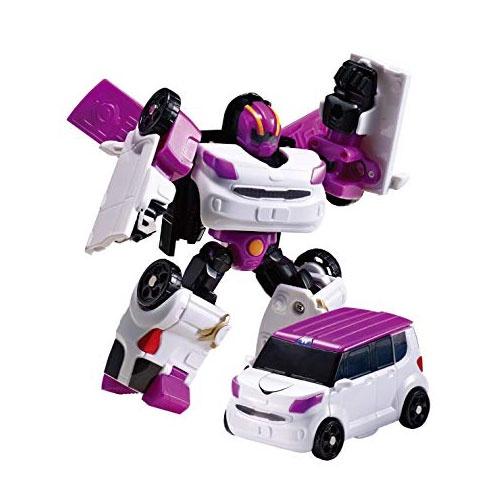 Игрушечный трансформер Mini Tobot W