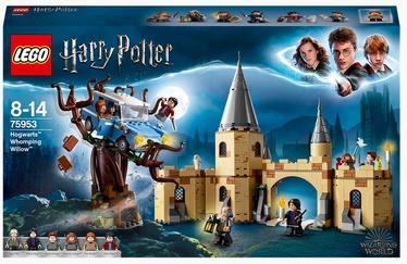 Конструктор LEGO Harry Potter Гремучая ива 75953, 753 шт.