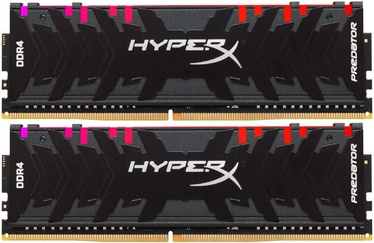 Operatīvā atmiņa (RAM) Kingston HyperX Predator RGB HX436C18PB3AK2/64 DDR4 64 GB CL18 3600 MHz