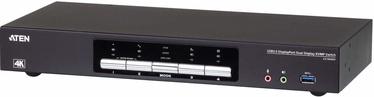 Aten CS1944DP 4-Port USB 3.0 4K DisplayPort Dual Display KVMP Switch