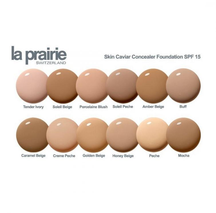 La Prairie Skin Caviar Concealer Foundation SPF15 30ml N10