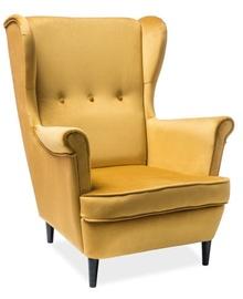 Atzveltnes krēsls Signal Meble Lord Bluvel 52, 75 x 56 x 101 cm