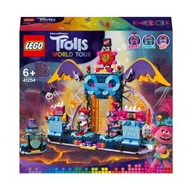 Конструктор LEGO Trolls Концерт в городе Рок-на-Вулкане 41254, 387 шт.