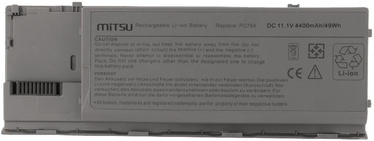 Mitsu Battery For Dell Latitude D620 4400mAh