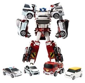 Young Toys Tobot Quatran