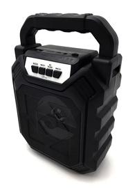 Belaidė kolonėlė Media-Tech Playbox Shake MT3164 Black, 6 W