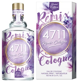 4711 Remix Cologne Lavender 100ml EDC Unisex Limited Edition