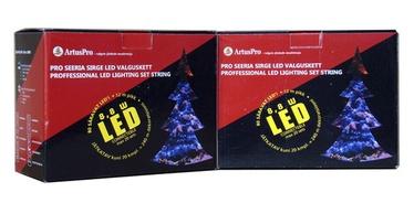 Ühendatav välispärl 80 LED 12M soe valge