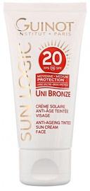 Солнцезащитный крем Guinot Sun Logic SPF20, 50 мл