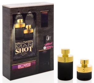 Jesus Del Pozo Halloween Shot Man 125ml EDT + 50ml EDT