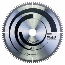 Bosch Professional 2608640451 Circular Saw Blade Multi Material 254x30mm