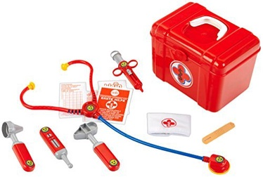 Rotaļlietu ārsta komplekts Theo Klein Doctor Case 4431