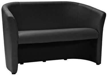 Sofa Signal Meble TM-2 Dark Grey, 126 x 60 x 76 cm