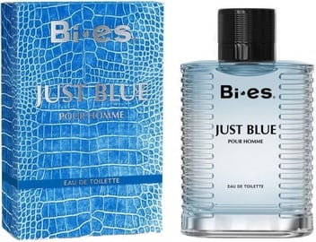Tualetes ūdens BI-ES Just Blue 100ml EDT