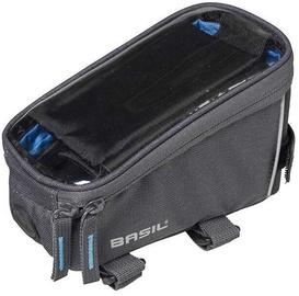 Basil Frame Bag Graphite 1l