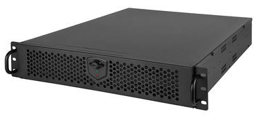 SilverStone Server Case RM201 2U Black