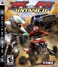 Игра для PlayStation 3 (PS3) THQ MX vs. ATV Untamed PS3