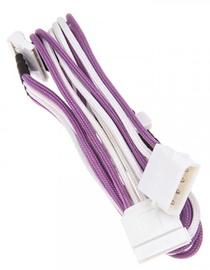 BitFenix Alchemy Molex To SATA 4x Adapter 20cm Purple/White
