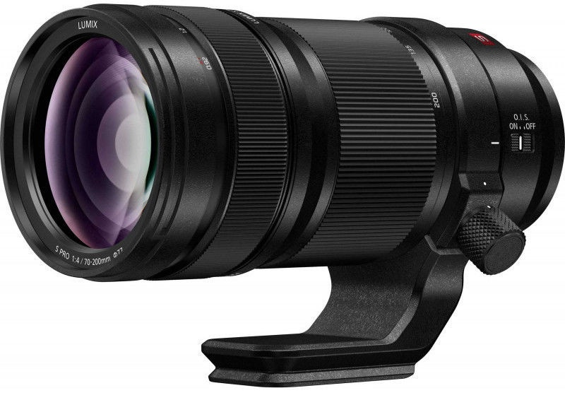 Panasonic Lumix S PRO 70-200mm f/4 O.I.S. Black