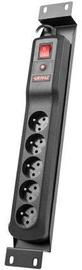 Armac Classic 5A Rack 19'' Surge Protection 3m Black