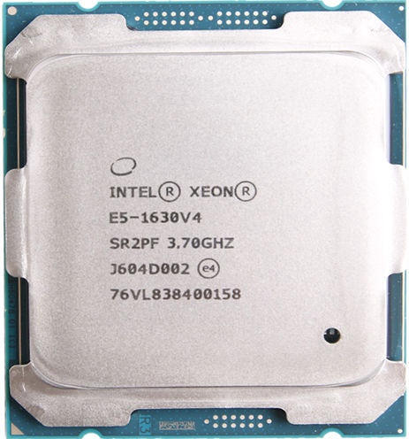 Intel® Xeon® E5-1630 v4 3.7GHz 10MB TRAY CM8066002395300