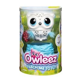 Rotaļlieta interaktīvā pūce owleez balta